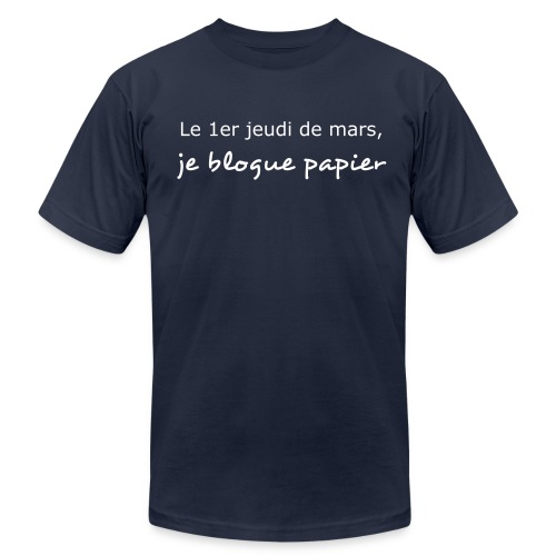 Blogue papier - Men's  Jersey T-Shirt