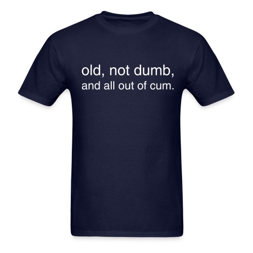 OLD-all out 2 - Men's T-Shirt