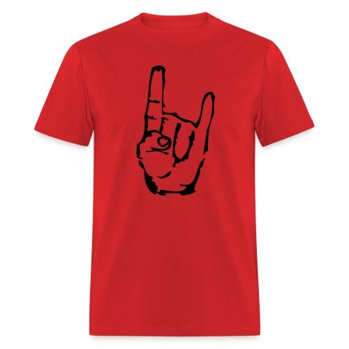 Macgyvers Blood Metal - Men's T-Shirt