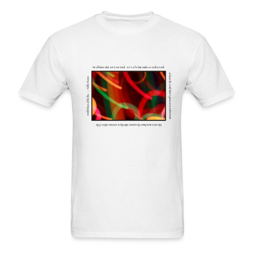 Painted Light T-shirt - Picasso - Men's T-Shirt