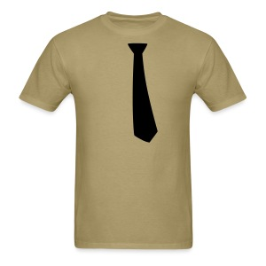 Business In The Front - Men's T-Shirt
