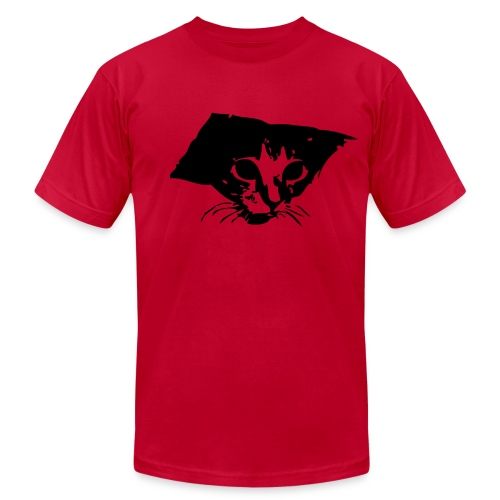 Men's  Jersey T-Shirt - Ceiling cat on a classic t-shirt.