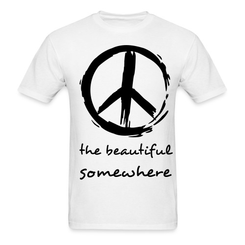 Peace Symbols - Men's T-Shirt