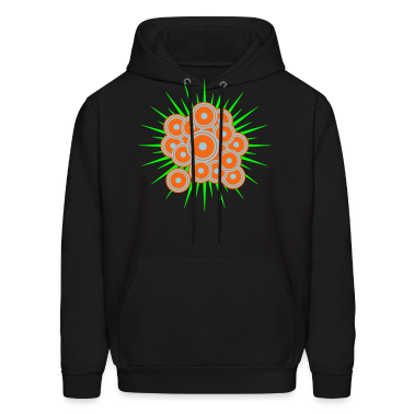 Black Psy Speakers Hoodies