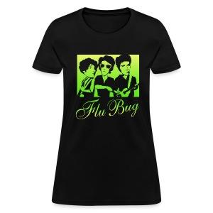 Flubug (Black) - Women's T-Shirt