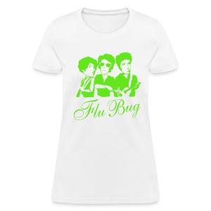 Flubug (White) - Women's T-Shirt