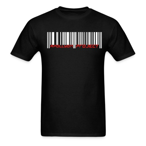 The Apollyon Project ''Scan Me'' Shirt  - Men's T-Shirt