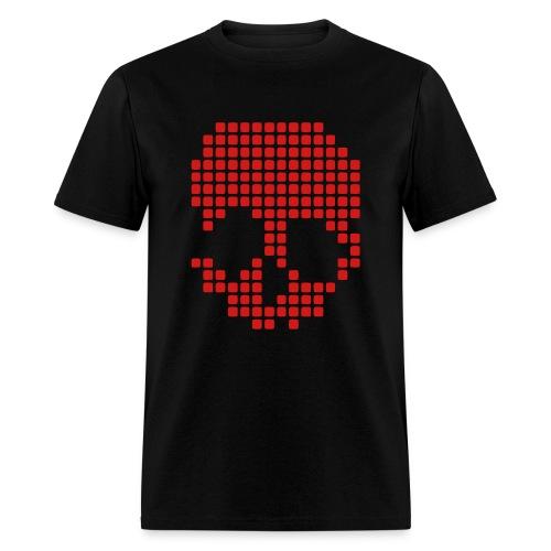 skull audio box  - Men's T-Shirt