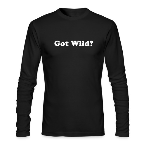 Wiid T-shirt - Men's Long Sleeve T-Shirt by Next Level