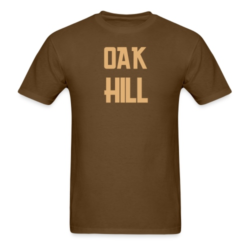 Brown/Sand OAK HILL Tshirt - Men's T-Shirt