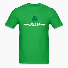 Bright green irish T-Shirts