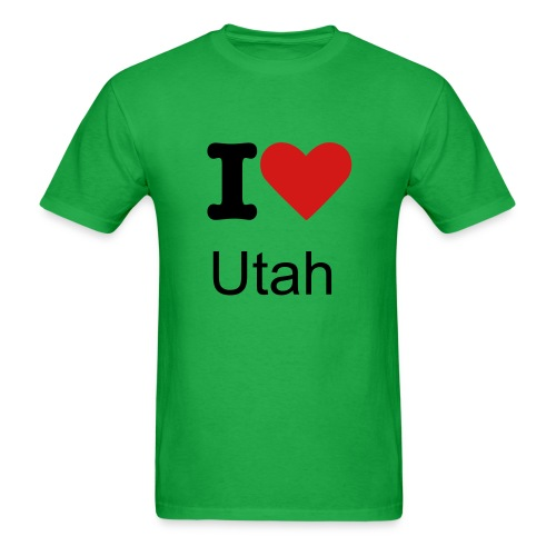 Utah beotch - Men's T-Shirt