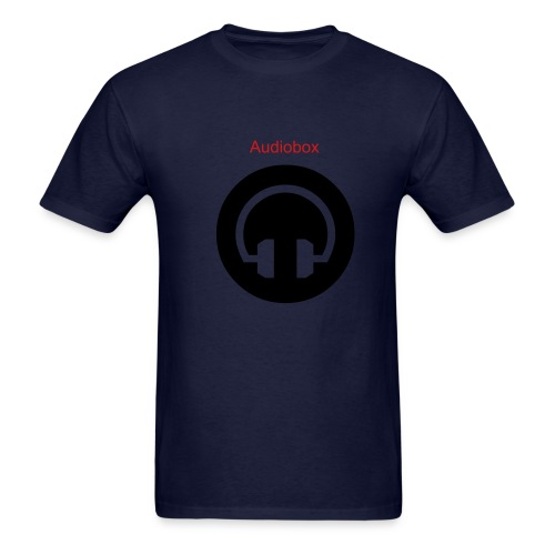 Audiobox Navy1 - Men's T-Shirt