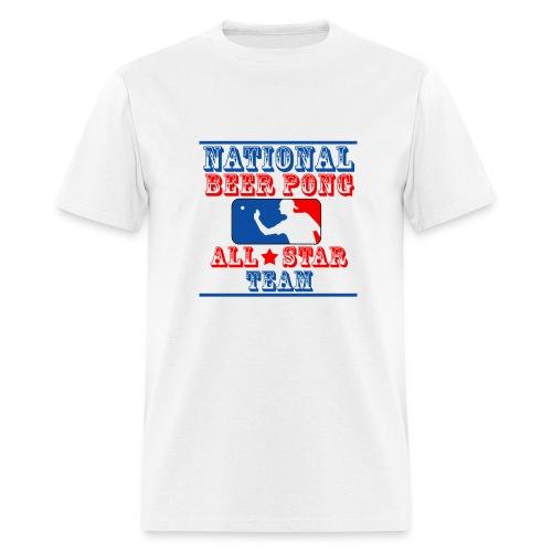Beer Pong All-Star Team Tee - Men's T-Shirt