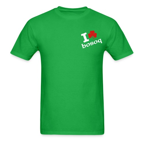 I shamrock bosoq - Men's T-Shirt