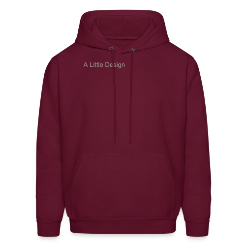Personalized Hooded Jumper (Connor) - Men's Hoodie