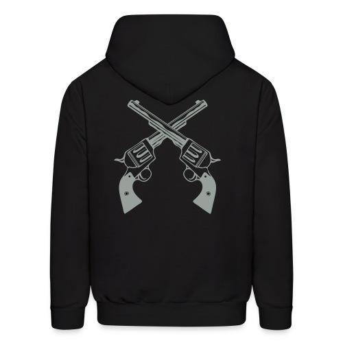 6 shooter - Men's Hoodie