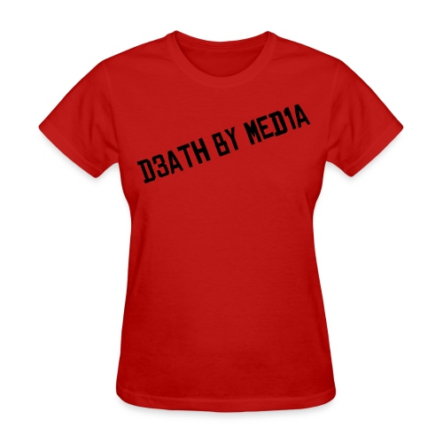 Woman's Media Whore T - Women's T-Shirt