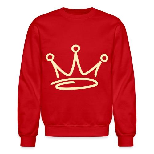 AKSHUN'S CROWN Crewneck Sweatshirt - Crewneck Sweatshirt