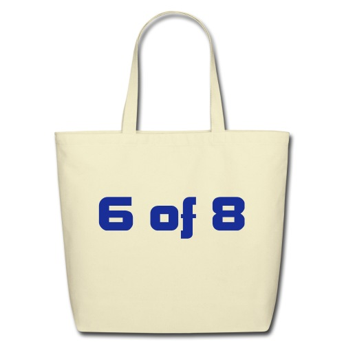 N of 8 tote - Eco-Friendly Cotton Tote