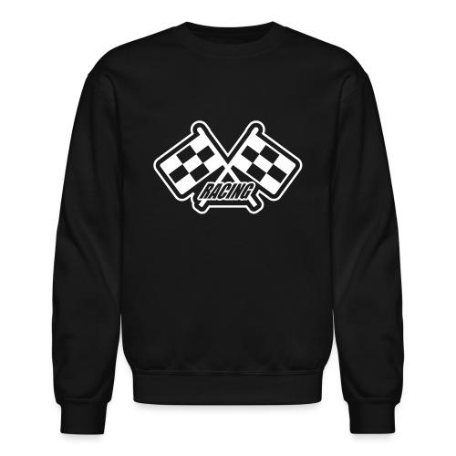 racer long sleeve - Crewneck Sweatshirt