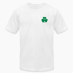 White Shamrock T-Shirts