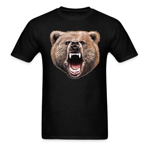Friendly Bear (Bret's) - Men's T-Shirt