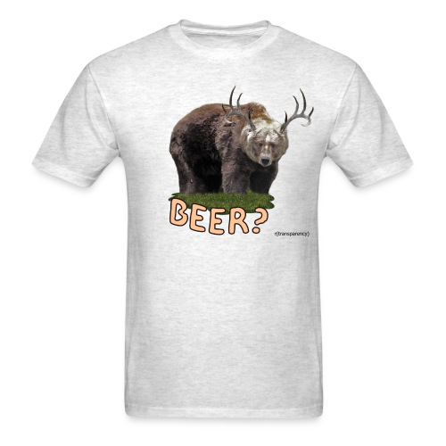 Bret's Workout Tee (partially sleeved) - Men's T-Shirt
