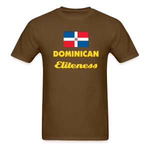 LUL: Dominican Eliteness Shirt - Men's T-Shirt
