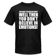 T-Shirts ~ Men's T-Shirt by American Apparel ~ Emotions t-shirt