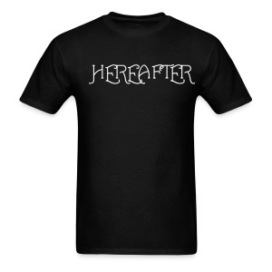 HEREAFTER Lightweight text - Men's T-Shirt