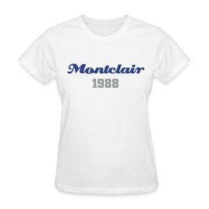 LTO 1988 - Montclair Tee Shirt - Women's T-Shirt