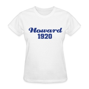 ZPhiB 1920 - Howard Tee - Women's T-Shirt