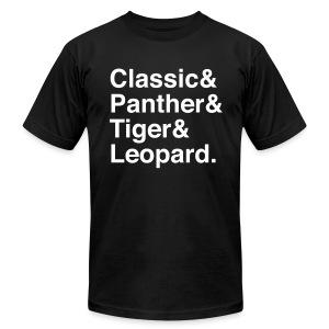 Mac OSes - Men's Fine Jersey T-Shirt