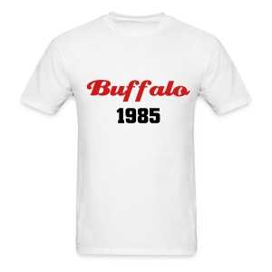 LAU 1985 - Buffalo Tee - Men's T-Shirt
