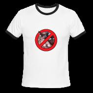 T-Shirts ~ Men's Ringer T-Shirt ~ Yahweh?  No way!