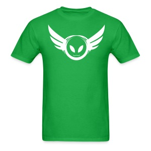 Betamorph Recordings Alien Logo T - Men's T-Shirt