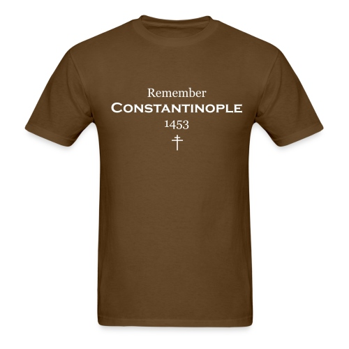 Remember Constantinople - Men's T-Shirt