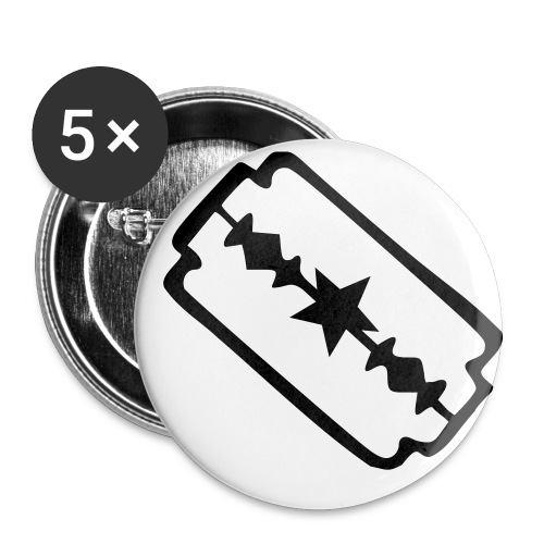 Razor Button - Small Buttons