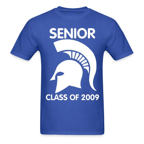 Senior 2009 Shirt - Men's T-Shirt