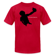 T-Shirts ~ Men's T-Shirt by American Apparel ~ You are not a Photographer t-shirt