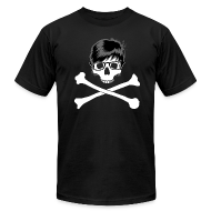 T-Shirts ~ Men's T-Shirt by American Apparel ~ Article 4286389