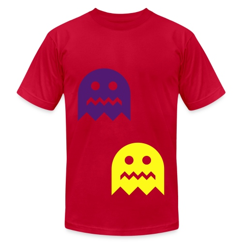 Ambrosia Pac Man - Men's  Jersey T-Shirt