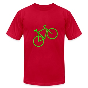 Ambrosia Bike - Men's Fine Jersey T-Shirt