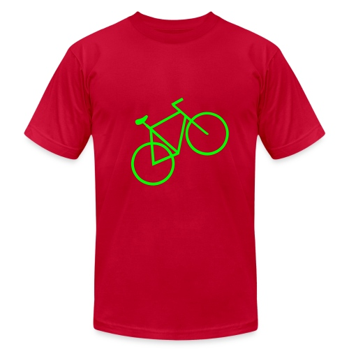 Ambrosia Bike - Men's  Jersey T-Shirt