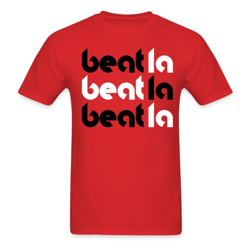 Beat LA (Men's) - Men's T-Shirt