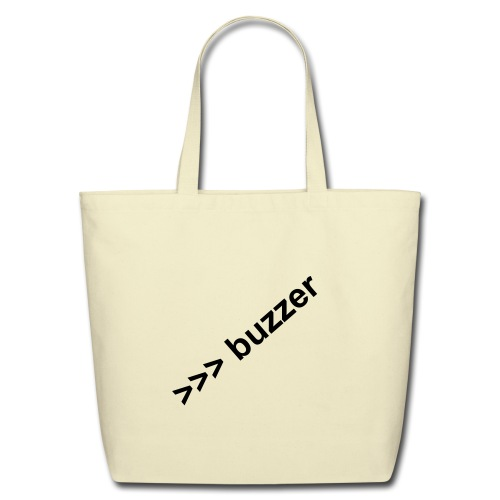 wake  up buzzer - Eco-Friendly Cotton Tote