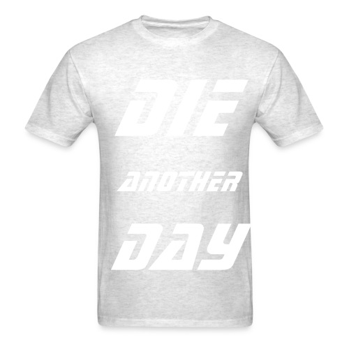DAD SHIRT 1 GREY - Men's T-Shirt