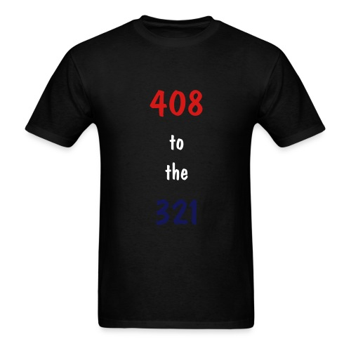 Men's RYNOink 408/Countdown T-shirt - Men's T-Shirt