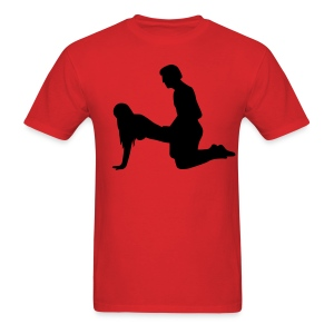 Red Sex T-Shirts - Men's T-Shirt